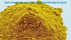 Why Turmeric ( Pasupu ) is considered holy in India and what is the use of it?