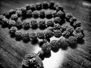 Formation of Rudraksha, its characteristics, and its function during chanting God's name