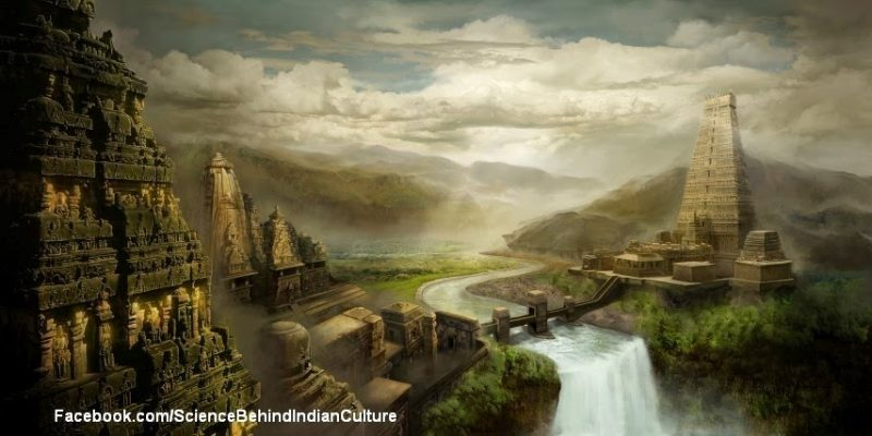 Why Should we Visit Temples With Ancient Indian Construction Technology